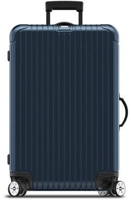 "Rimowa Salsa Electronic Tag Matte Blue 29"" Multiwheel Luggage"