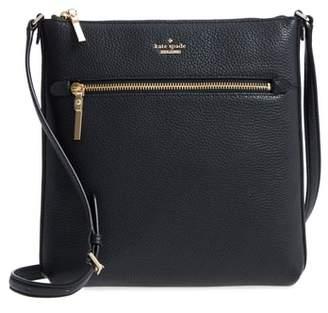 Kate Spade Oakwood Street - Malia Leather Crossbody Bag