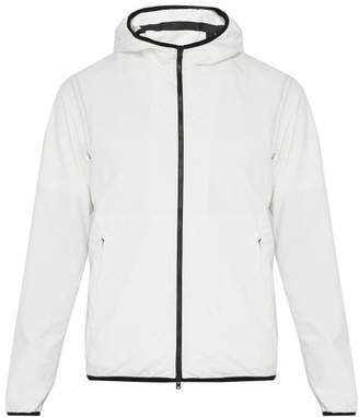 Herno Hooded Technical Jacket - Mens - White