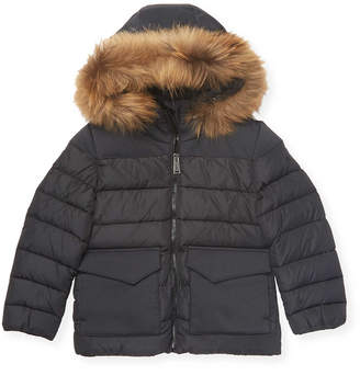 ADD Quilted Hoodie Jacket