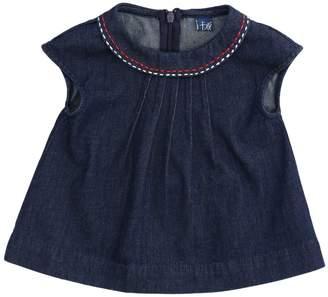 fe-fe Denim shirts - Item 42726340QD
