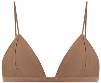 JADE SWIM Perfect Match triangle bikini top