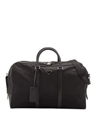 Prada Vela Travel Duffel Bag