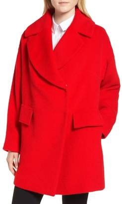 Trina Turk Ruby Wool-Blend Coat