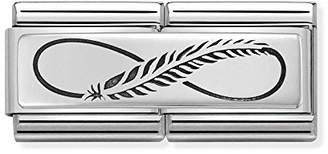 Nomination Women Stainless Steel Bead Charm - 330710/12 iJMImqLOV