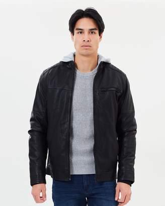 yd. Hooded Cassan Jacket