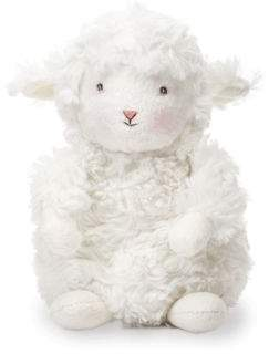 Bunnies by the Bay Wee Kiddo Lamb Plush Toy