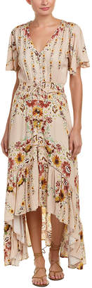 YFB On The Road On The Road Korea Maxi Dress