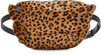 Simonetta Ravizza Leo Furrissima Leopard Belt Bag