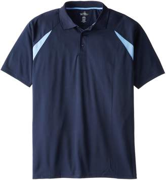 Russell Athletic Russell Athletics Men's Big & Tall Color Blocked Polo