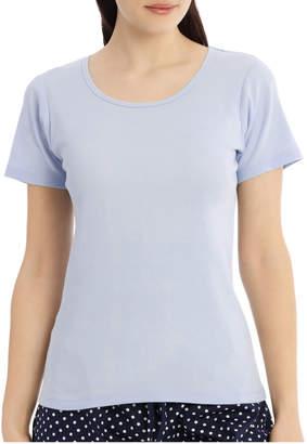 S.O.H.O New York S19 Basics Pajamas Short Sleeve Pyajam Tee SSOS19000