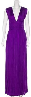 Emilio Pucci Sleeveless Evening Dress