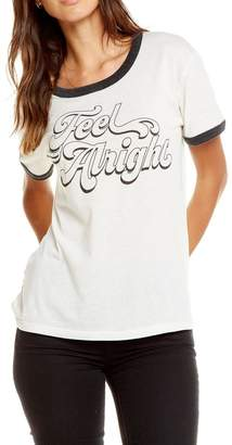 Chaser Feel Alright Tee