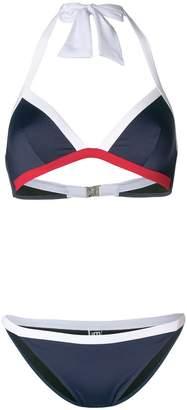 Emporio Armani Ea7 classic triangle bikini