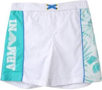 Armani Junior Swim trunks - Item 47180686NX