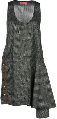 Manila Grace DENIM Short dresses - Item 34854058IK