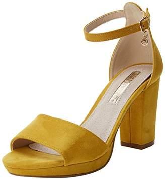 90d67f29b66 ... Xti Women s 30686 Ankle Strap Heels