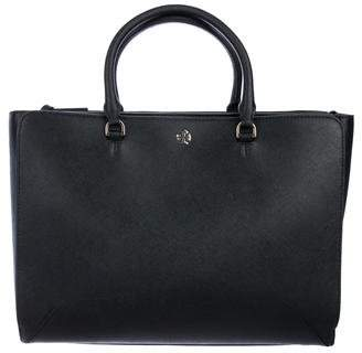 Tory Burch Large Robinson Zip Tote w/ Tags