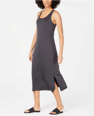 Eileen Fisher Racerback Tencel Dress