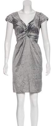 Calypso Short Sleeve Mini Dress