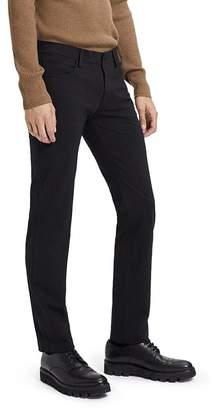 Theory Tech Raffi Compact Straight Slim Fit Ponte Pants