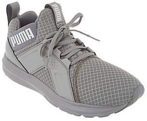 Puma Mesh Lace Up Sneakers - Enzo Premium
