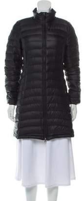 Patagonia Knee-Length Puffer Coat