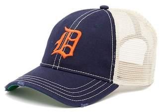 American Needle Detriot Tigers Mesh Back Baseball Cap