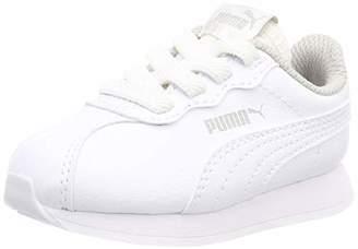 Puma Unisex Kids Turin II AC Inf Low-Top Sneakers, White