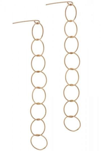Styleserver DE By Philippe Ohrstecker Multi Circle gold