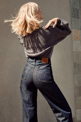 Levi's Levis Ribcage Wide Leg Jean High And Mighty