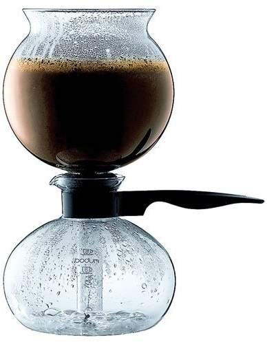 Bodum Pebo 8-Cup Vacuum Coffee Maker - 1 L/34 oz