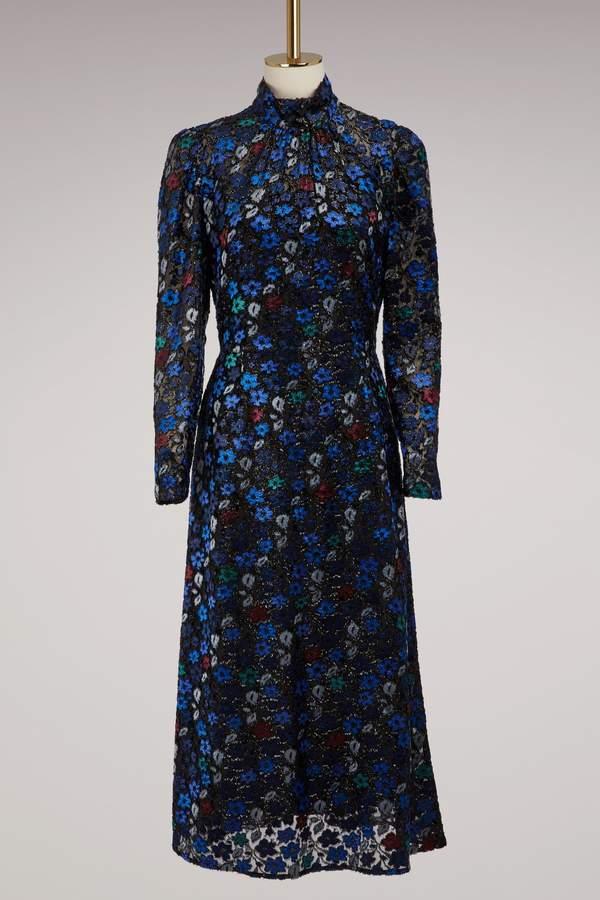 Prada Long sleeve dress