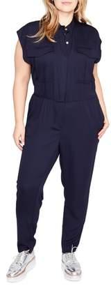 Rachel Roy Utility Jumpsuit