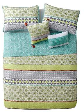 VCNY Dharma Embellished Quilt Set - VCNY®