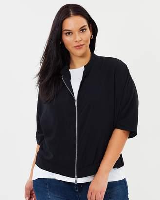 Dolman Sleeve Jacket