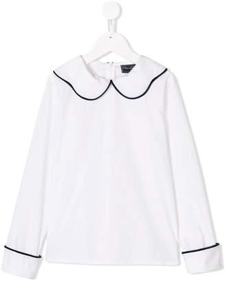 Oscar de la Renta Kids long-sleeve blouse