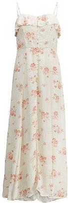 Ralph Lauren Denim & Supply Floral-Print Cutout-Back Dress $165 thestylecure.com