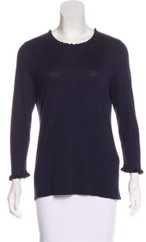 Kate Spade New York Long Sleeve Knit Sweater