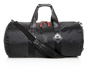 Topo Classic Diamond Pattern Duffel Bag