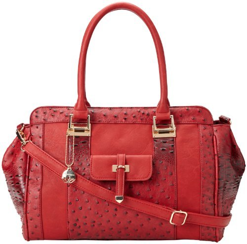 Big Buddha Jchaz Satchel Top Handle Bag