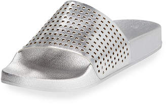 Dolce Vita Timmie Perforated Shower Slide Sandal