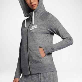 Nike Women's Full-Zip Hoodie Sportswear Gym Vintage