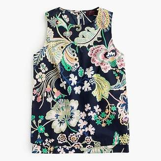 J.Crew Sleeveless tank in Liberty® Betsy Ann floral