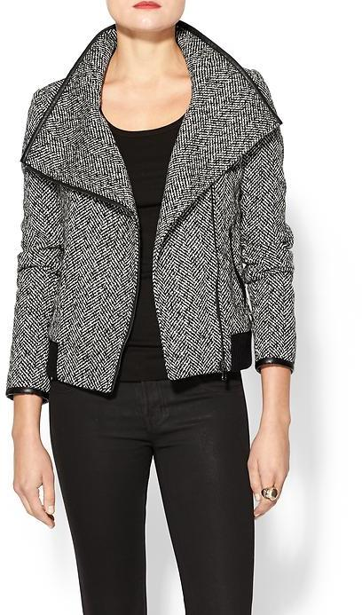 Juicy Couture Tinley Road Speckled Bomber