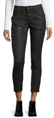 Joie Park Coated Skinny Jeans