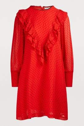 Ganni Mullin short dress