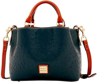 Dooney & Bourke Ostrich Mini Barlow