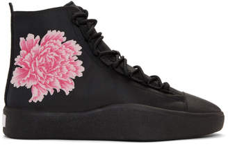 Y-3 Y 3 Black James Harden Bashyo Sneakers