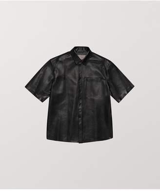 Bottega Veneta Shirt In Nappa